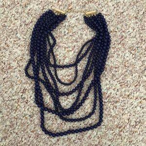BaubleBar beaded necklace